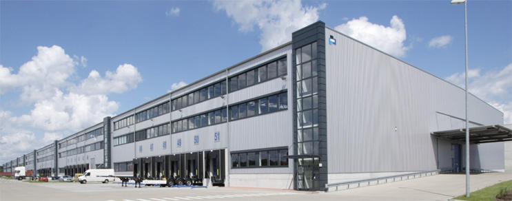 Logistik Center Hamburg