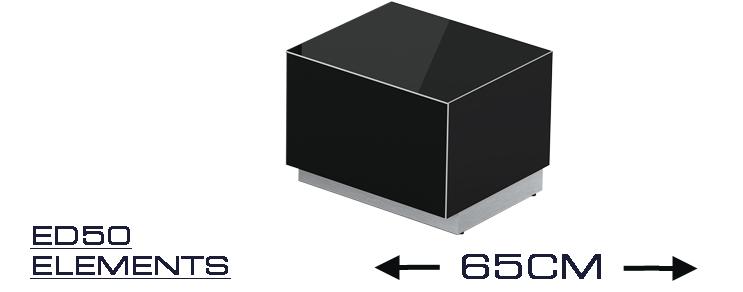 ED 50 TV-Möbel Breite 65 cm